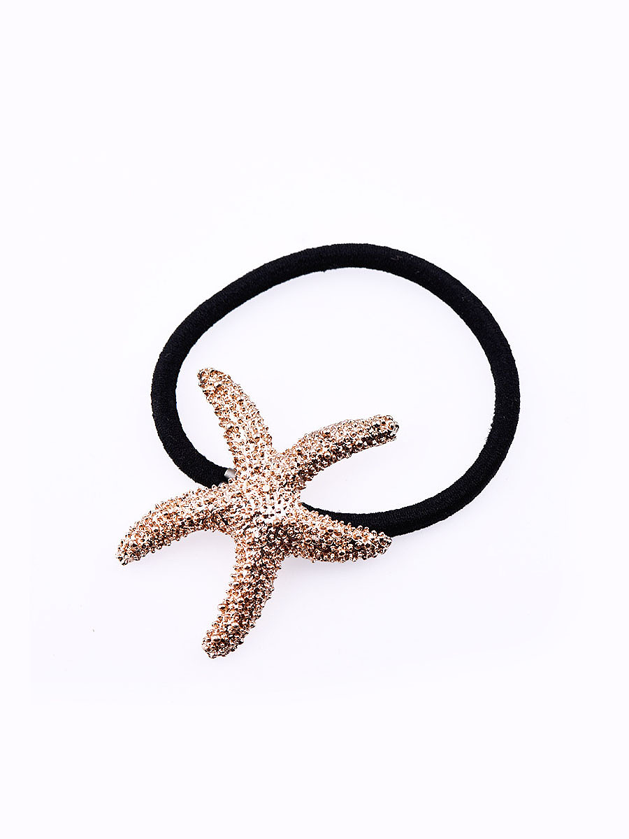 Starfish Shape Elastic Hair Accessories