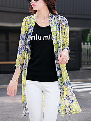 Excellent-Collarless-Hollow-Out-Printed-Kimono