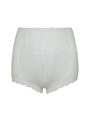 See-Through Elastic High-Rise Underpant