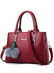 Winter-Elegant-Large-Capacity-Leave-Decoration-Hang-Bag