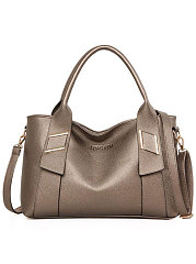 Plain New Style Women Hand Bags