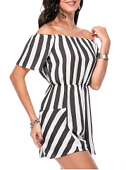 Off-Shoulder-Vertical-Striped-Straight-Romper