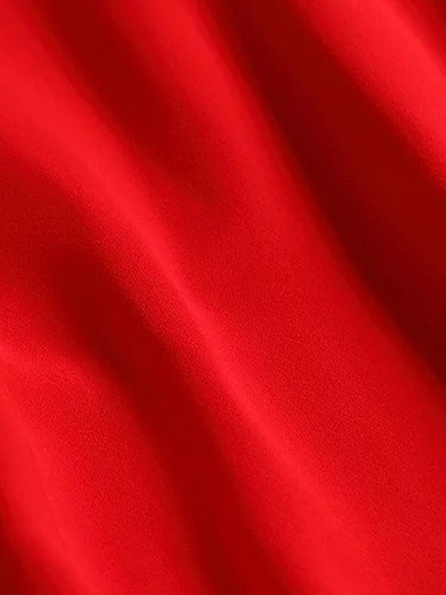 Round Neck  Asymmetric Hem  Plain  Polyester Shift Dress