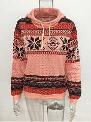 Printed Comfortable Cute Hoodies