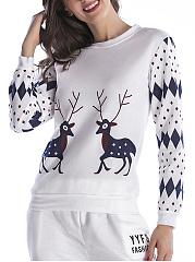 Christmas-Round-Neck-Printed-Sweatshirts