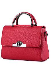 New-Elegant-Exquisite-Square-Pendant-PU-Hand-Bag