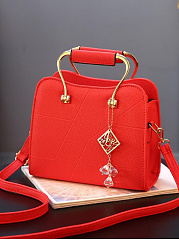 New Fashion Style  Zipper Special Hand Bag