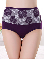 New High Waisted Body Tight Fitness Soft Panty