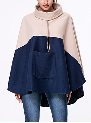 Coton Patch Pocket Color Block