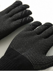 Outdoors Soft Thick Woolen Cotton Gloves