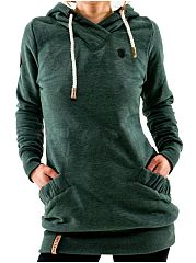 Most Popular Hooded With Pockets Plain Hoodies