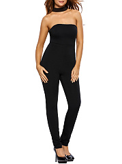 Hot-Solid-Halter-Slim-Leg-Jumpsuit-In-Black