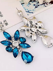 Imitated Crystal Elegant Earrings