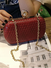 Luxury Decrotive Faux Pearl Clutches For Women