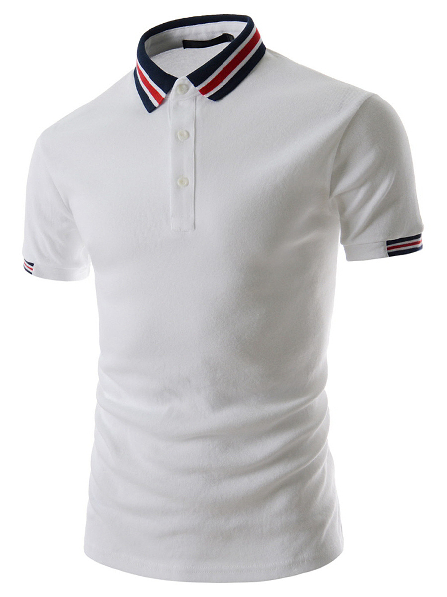Men's Short Sleeve POLO T-Shirts