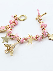 Korean Style Sweet Bracelets For Women