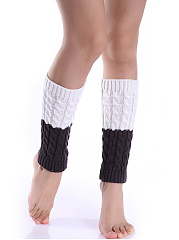 Decorative Plain Legwarmer