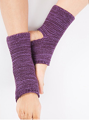 Knit Yoga Multifunctional Leg Warmers