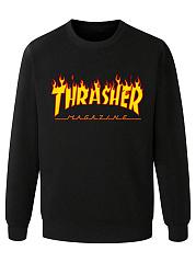 Round-Neck-Letters-Printed-Men-Sweatshirt