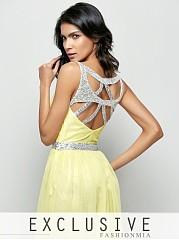 Formal-Sequin-Back-Hole-Chiffon-Evening-Dress