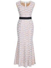 Sweet Heart Lace Mermaid Evening Dress