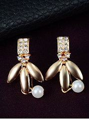 Luxury Faux Pearl Jewelry Sets