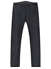 Men's  Plus Cashmere Warm Trousers Pant