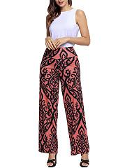 Fabulous-Printed-Wide-Leg-High-Rise-Casual-Pants