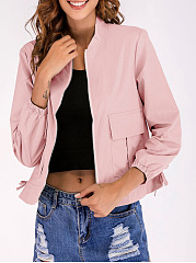 Fashion New Womens Short Jacket Jacket