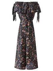 Off-Shoulder-Elastic-Waist-Flounce-Printed-Wide-Leg-Jumpsuit