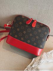Classic-Floral-Print-Shell-Bag-Crossbody-Bag