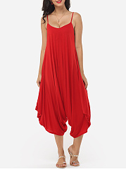 Plain-Loose-Fitting-Designed-Jumpsuits