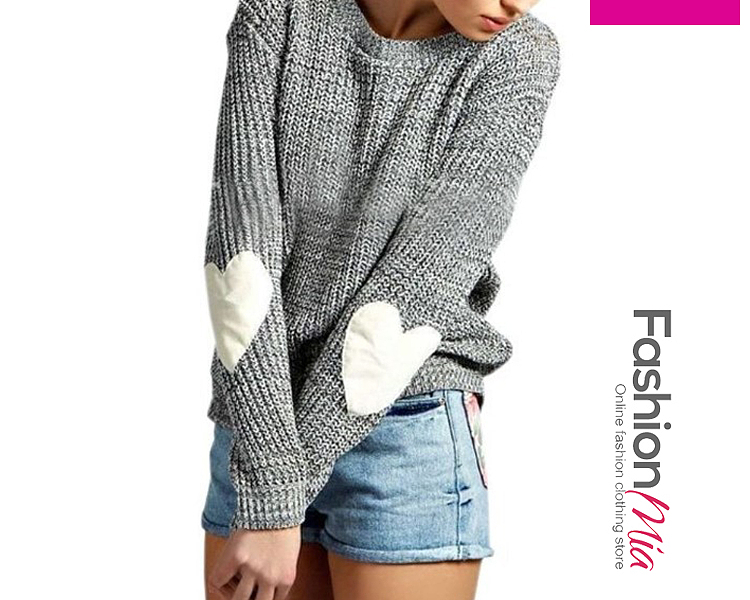 gender:women, hooded:no, thickness:regular, brand_name:fashionmia, style:elegant,fashion,japan & korear, material:knit, collar&neckline:round neck, sleeve:long sleeve, embellishment:patchwork, pattern_type:plain, how_to_wash:cold  hand wash, occasion:basic,daily,date,office, season:autumn,spring,winter, package_included:top*1, bustlengthsleeve length