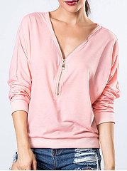 Designed-With-Zips-V-Neck-Sweatshirt