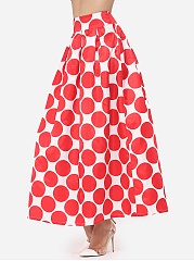 Polka-Dot-Delightful-Maxi-skirt