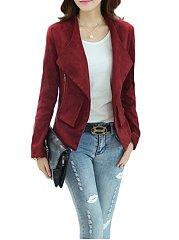 Pockets-Stylish-Lapel-Biker-Jackets
