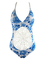 Spaghetti-Strap-Crochet-Floral-Hollow-Out-One-Piece