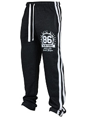 Striped-Printed-Straight-Mens-Casual-Sport-Pants