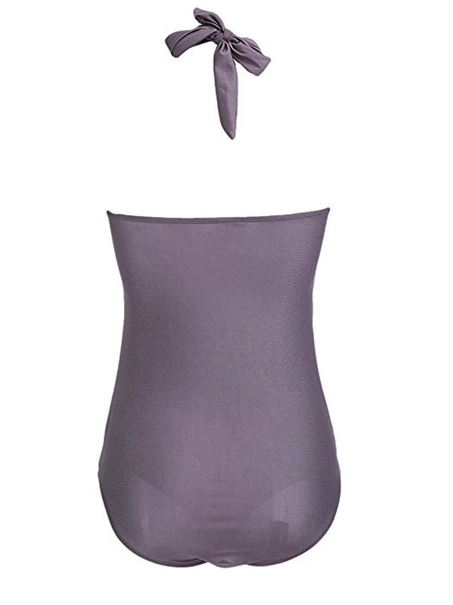 Lightweight  High Stretch  Plain One Piece