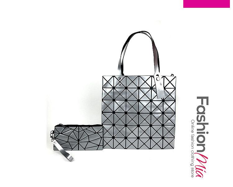 Janpanse Style Fashion Geometric Shoulder Bags