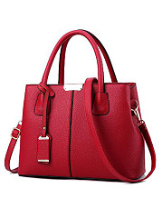 New-Korea-Stylish-All-Match-High-Quality-Zipper-Hand-Bag