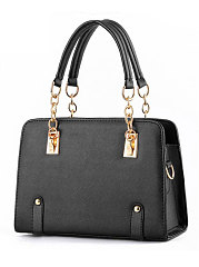 Plain Luxury Hand Bags For Women