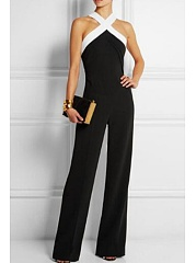 Black-Velvet-Push-Up-Wide-Leg-Jumpsuit